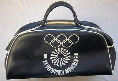 Orig.bag / sports bag   Olympic Games MÜNCHEN 1972 - 52 cm Special Edt. ! RARITY