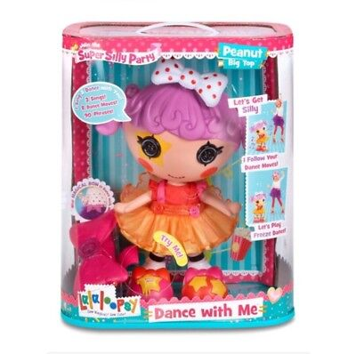 BRAND NEW Lalaloopsy Dance With Me Interactive Doll