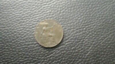 farthing coin