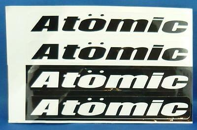 Atomic Performance Products Stickers