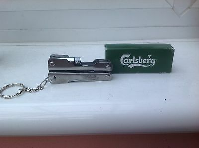 CARLSBERG METAL MULTI PURPOSE UTILITY TOOL - 3cm (NEW)