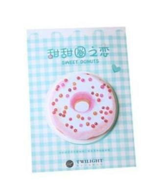 'Sweet Donuts' BLUE Sticky Note Pack