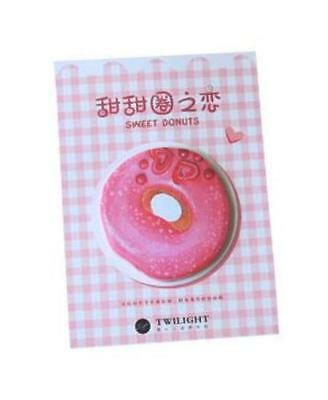 'Sweet Donuts' PINK Sticky Notes Pack