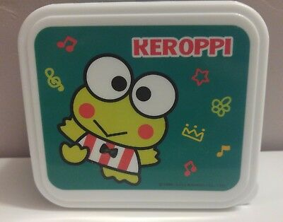 Keroppi Plastic Lunch Container