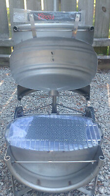Brand New Coors Beer Quarter KEG Recycled into a NEW GRILL.