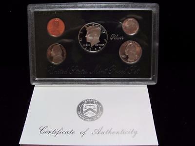 1995-S SILVER Proof Set in Original US Mint Packaging (bc3)