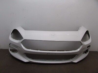 2017 2018 Fiat 124 Spider Front Bumper Cover OEM 17 18