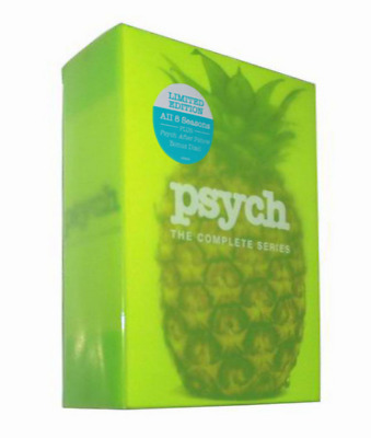Psych The Complete Series(DVD, 2017,31-Disc Set)