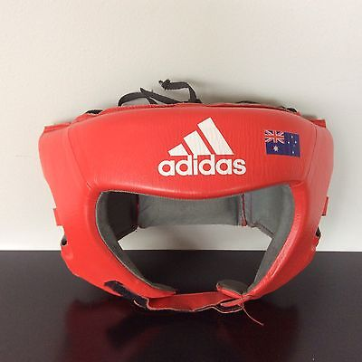 Adidas AIBA H1 Olympic Sport Boxing Head Guard Good condition