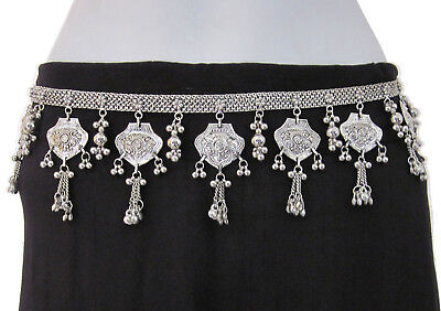 Handcrafted Metal Chain BELT Vintage Bohemian Dress Skirt Pant Fashion Accessory