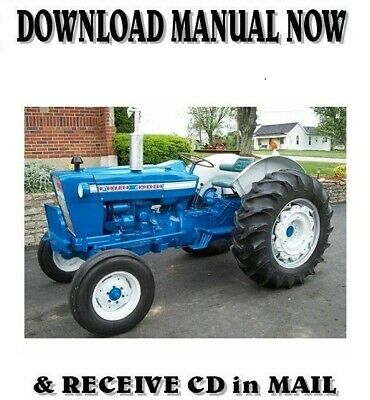 Best ford tractor 1965 1975 model 2000 3000 4000 7000 service repair ford 4000 series tractor 1965 1975 factory ford repair service manual on cd fandeluxe Choice Image