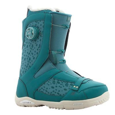 NEW Snow gear K2 Sapera Womens Snowboard Boot Rainforest