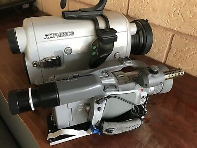 Sony Handycam Pro Video 3CCD with Amphibico Housing Underwater Diving Case