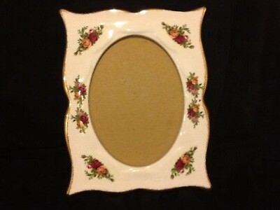 Royal Albert Old Country Rose Photo Frame