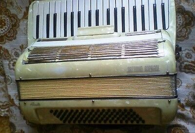 Accordion Sattimio Soprani 7/8, Italy 1930-40