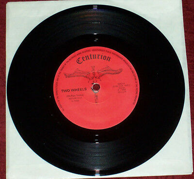 Centurion Two Wheels / Bitch Nwobhm Rare Mint Single 1982