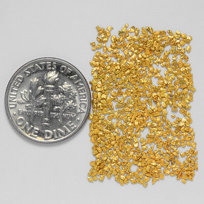 0.6793 Gram Alaskan Natural Gold Nuggets - (#21112) - Hand-Picked Quality