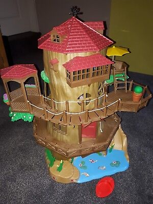 Sylvanian Families Old Oak Hollow Tree House