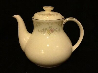 Royal Doulton Blueberry teapot