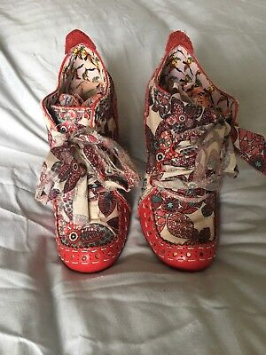 irregular Choice Abigail's Party Size 38/5