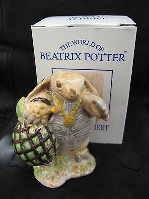 Royal Albert - Beatrix Potter - Mr Alderman Ptolemy Figurine