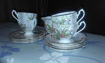 Queen Anne fine bone china