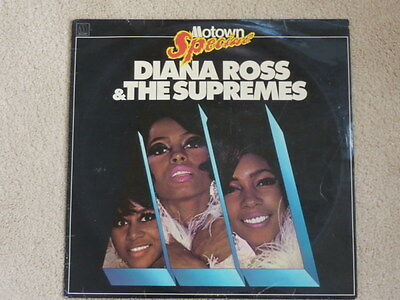 Motown Special  - Diana Ross & The Supremes Lp