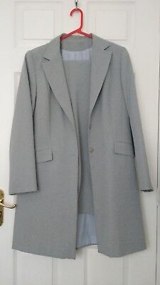 Grey Size 16 NL Collection Women's Business Suit