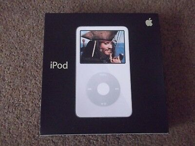 Apple iPod 5th Generation 30GB Box and Packing Only