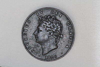 Great Britain - 1/2 penny 1826