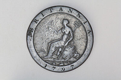 Great Britain - 1 penny 1797
