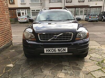 06 Volvo XC90  2.4 D5 AWD, AUTOMATIC,185 BHP SE, 7 SEATER, LEATHER SEATS, FSH,