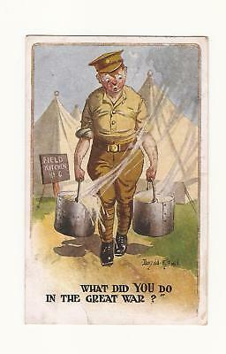 Donald Mcgill.what Did You Do In The Great War?1916