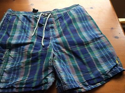 Mens Ralph Lauren Swim Shorts Xl