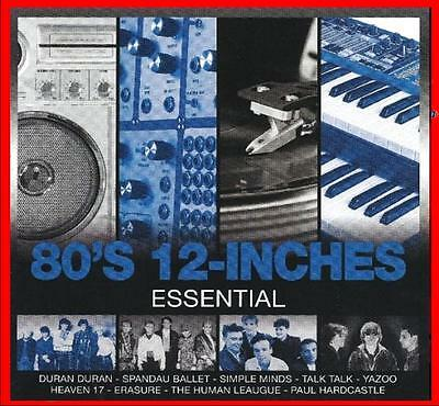 80s 12 Inch Collection Vol 1-100 / Various Artists/ Pop Rock Dance / 1,000 Songs