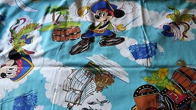 Housse de couette, duvet corver enfant vintage Disney C.T.I Mickey/Minnie France