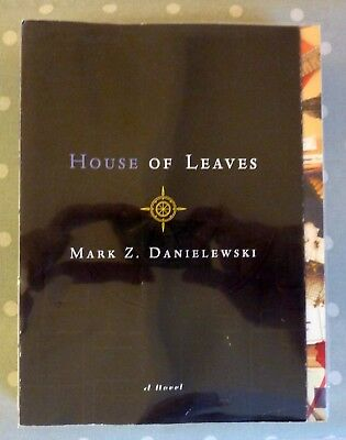 Mark Z. Danielewski  US Softcover First '2-Colour' Edition Signed