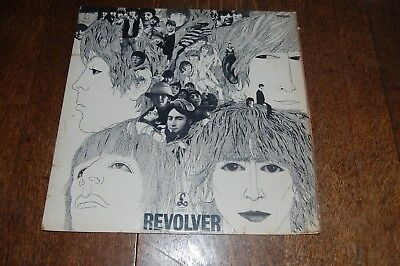 The Beatles  Revolver  1966 Parlophone Mono Pmc 7009