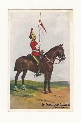 Gale&polden 1St Dragoon Guards 1906