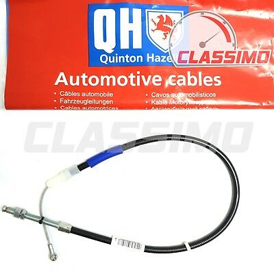 Clutch Cable for FORD ESCORT MK 1 - 863mm Cable - 1972 to 1974 - Quinton Hazell