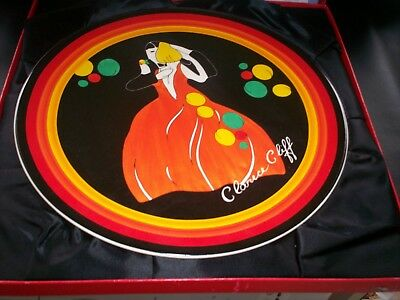 "Clarice Cliff 'Age of Jazz""  High Society Replica Plate by Wedgwood"