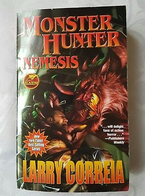 Monster Hunter: Nemesis by Larry Correia (Book, 2015)