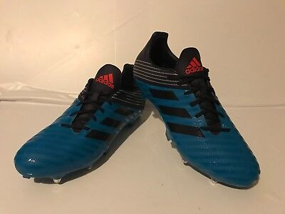 Adidas Malice SG Rugby Boots Mens Size 11 UK (EURO 46)