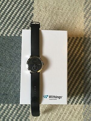 Withings Steel HR 40mm (now Nokia) Heart rate & Activity monitor