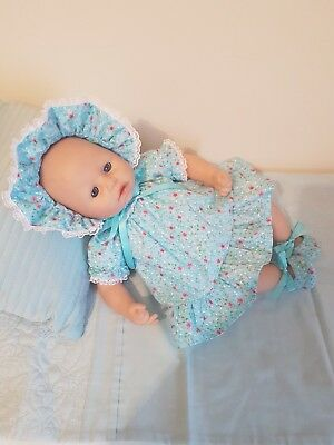 beautiful dolls clothes to fit baby annabell 18inch doll
