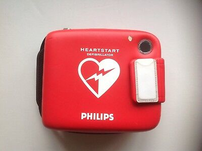Philips HeartStart FR3 AED Small Soft Case - 989803179181 - Soft Carry Case