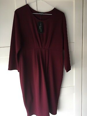 BNWT New Look Maternity Dress Size 16