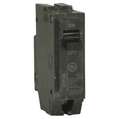 General Electric THQL1120 Circuit Breaker, 1-Pole 20-Amp Thick Series