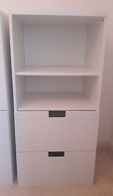 Ikea Stuva Childrens Cupboard / wardrobe Storage Combination - White - 3 of 3