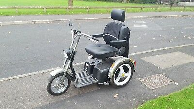 mobility scooter tga